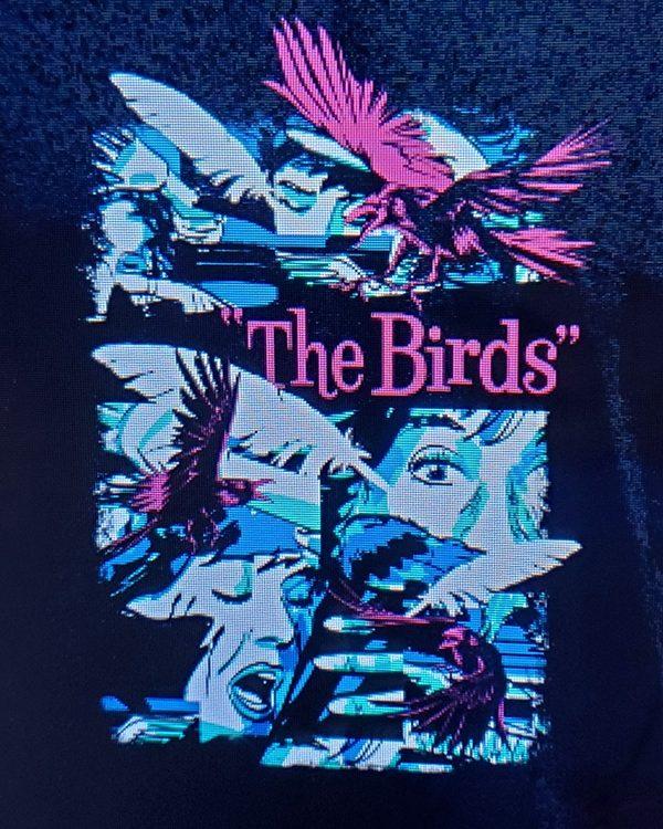 Halloween Horror Nights Horror Ink (Men's or Ladies) Shirt The Birds Attack