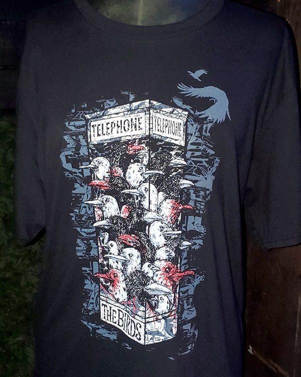 Halloween Horror Nights Horror Ink Universal Studios Parks (Men's or Ladies) Shirt