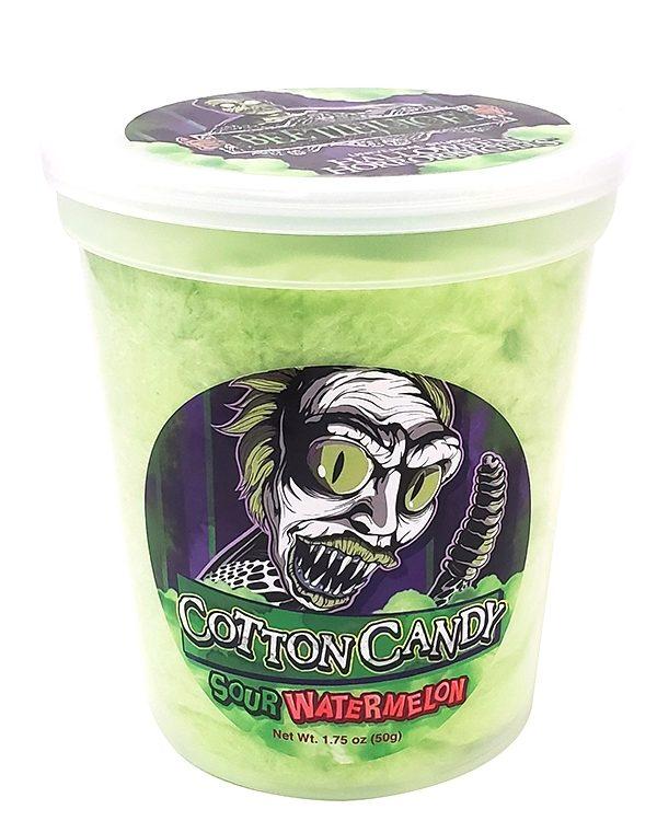 Halloween Horror Nights Universal Studios Parks HHN 2020 Beetlejuice Sour Watermelon Cotton Candy