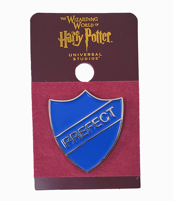 Wizarding World of Harry Potter Universal Studios Parks Pin Ravenclaw Prefect Shield